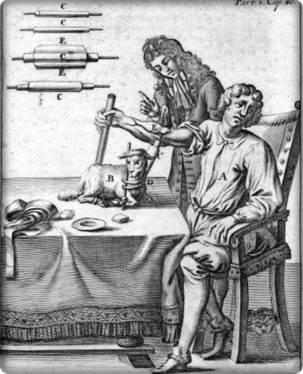 Ilustración que aparece en la Obra